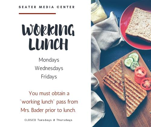 SMC Working Lunch